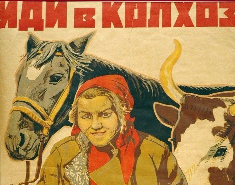 115 лет назад родилась воронежская певица сталинской коллективизации