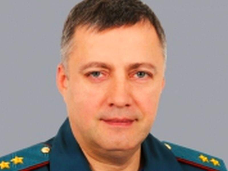 Владимир Путин повысил до замминистра экс-главу воронежских спасателей