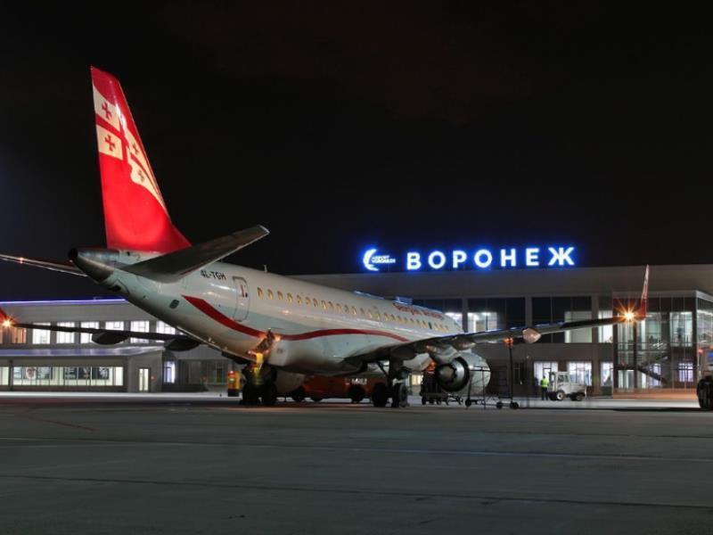 Авиакомпания предложила воронежцам альтернативный маршрут в Грузию