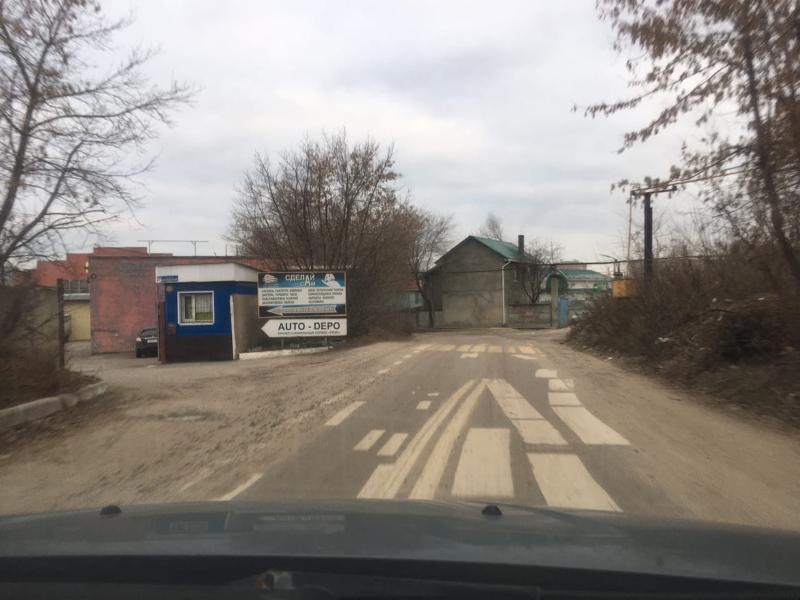 Пьяную разметку высмеяли в Воронеже