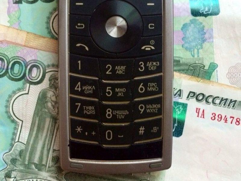 Жадный таксист под Воронежем украл деньги с карты клиента