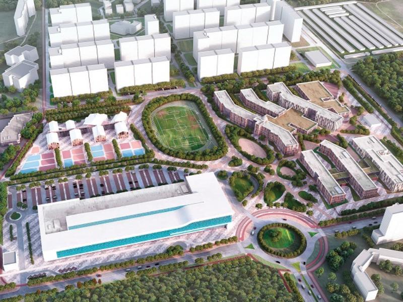Большинство жителей поддержало проект планировки территории на 69 Га в Северном микрорайоне