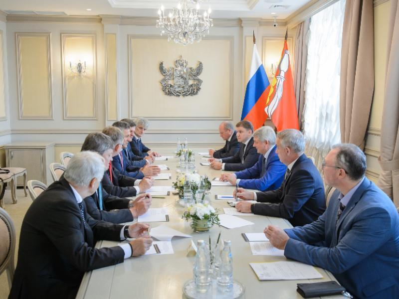 Насосный завод появится в Воронежской области