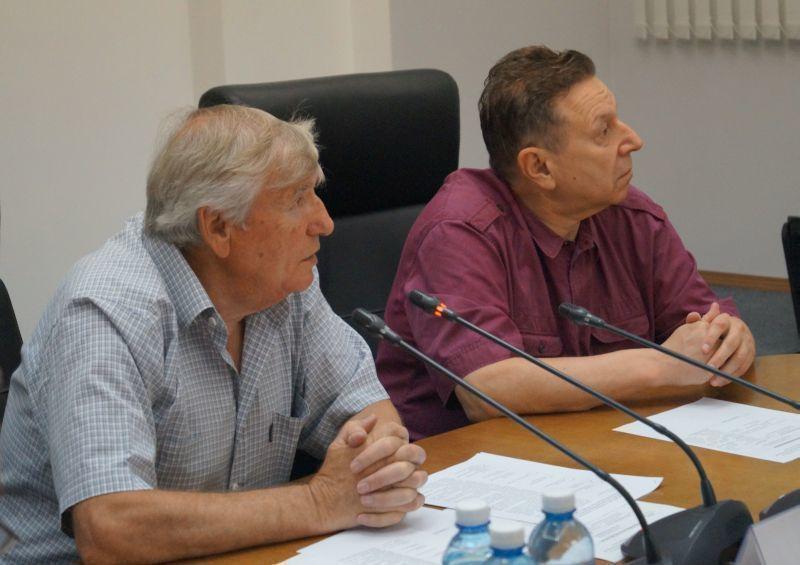 Профессор Виктор Бочаров: «Экологическое состояние шламонакопителей в Новохоперском районе — в норме»