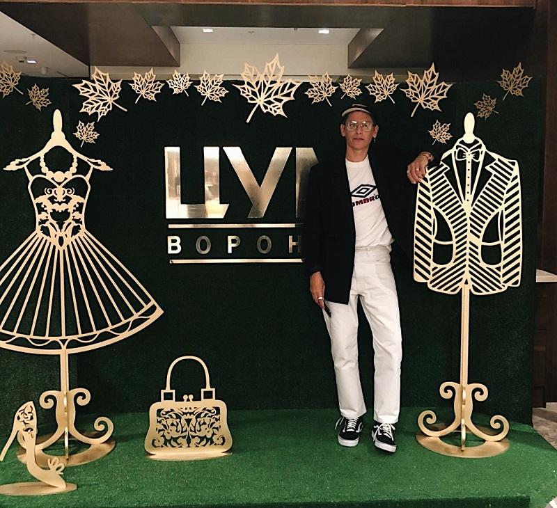 Владислав Лисовец задал тон воронежской моде на показе Fashion Show