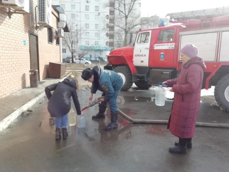 Стало известно, когда дадут воду в Северном микрорайоне Воронежа
