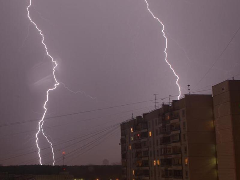 Грозовые ливни придут на смену летнему пеклу в Воронеже