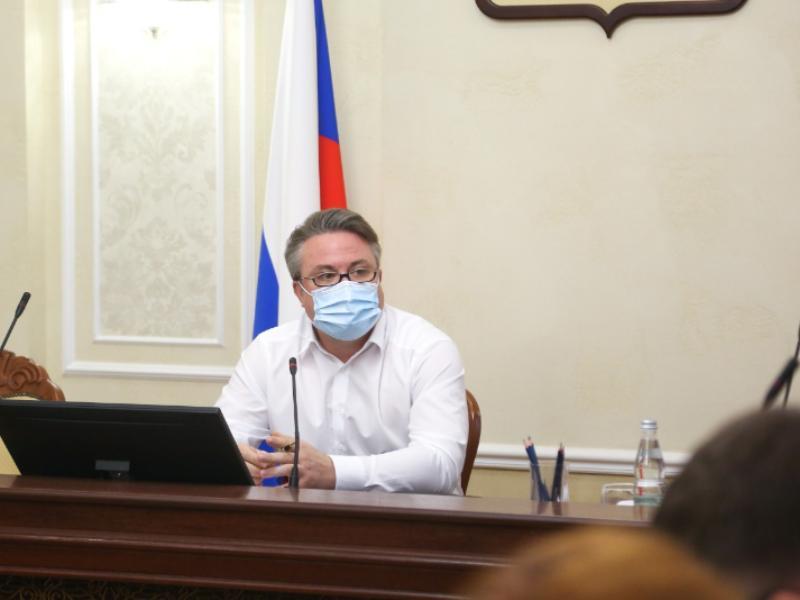 Названа дата запуска отопления в Воронеже