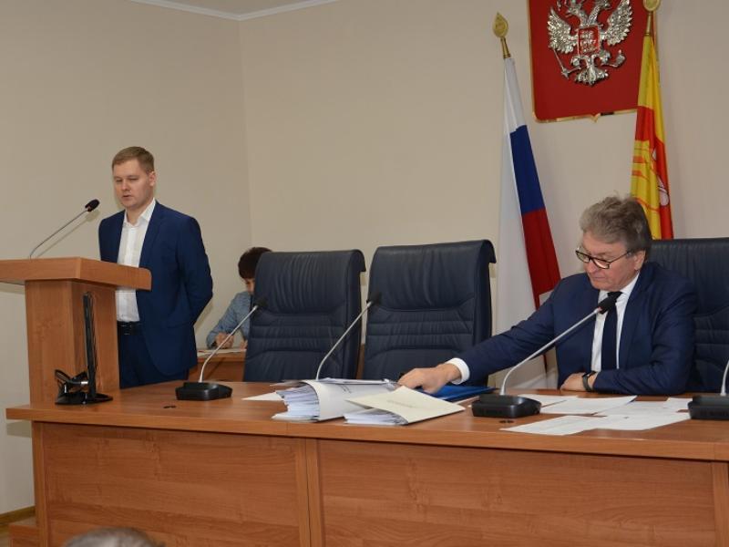 Воронежские депутаты хотят отобрать у белгородцев платные парковки