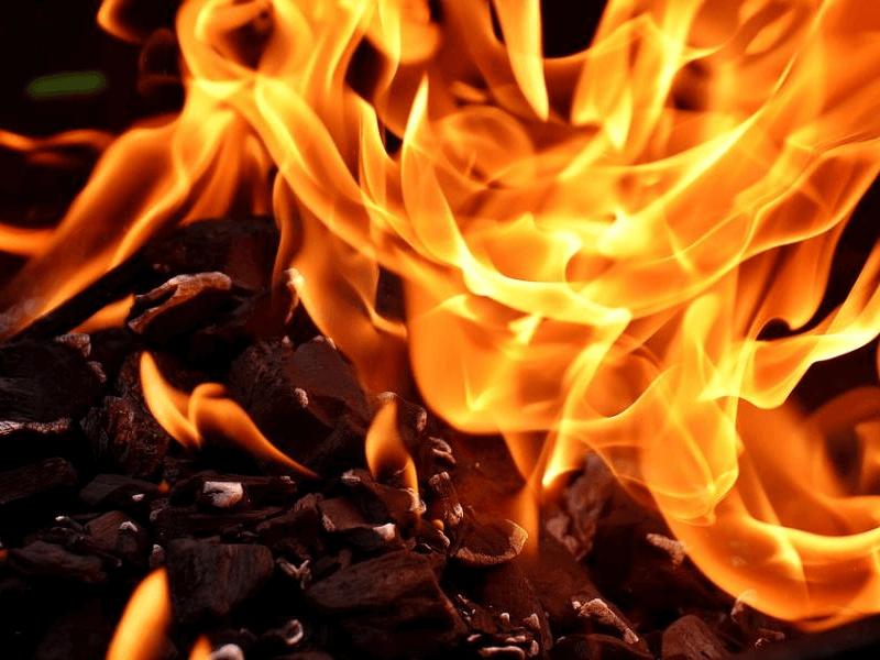 Тело воронежца нашли в сгоревшем доме