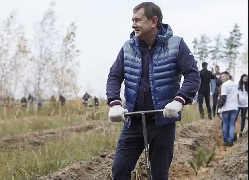 Владимир Нетёсов заткнул за пояс всех коллег в ЦФО по упоминаемости в СМИ