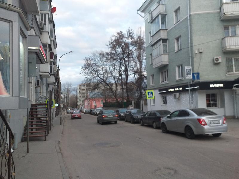 Невидимая зебра поссорила водителей и пешеходов в Воронеже
