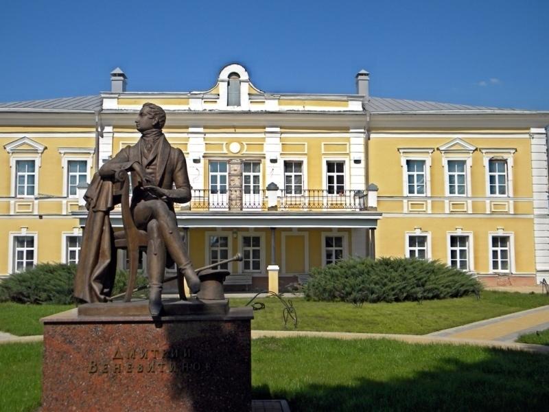 25 лет назад под Воронежем открыли музей-усадьбу Веневитинова