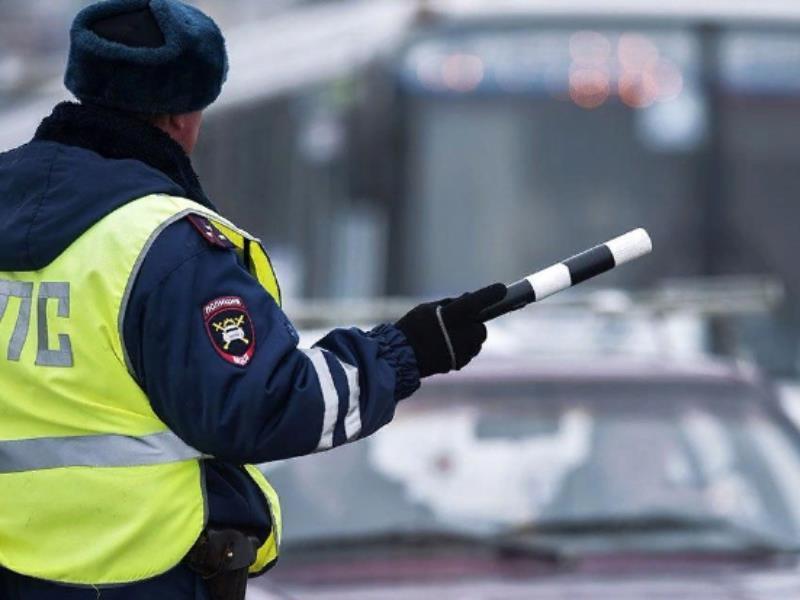 Воронежцев предупредили о ночном рейде ДПС