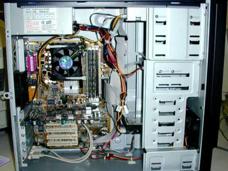 Апгрейд компьютера обернулся для воронежца потерей денег