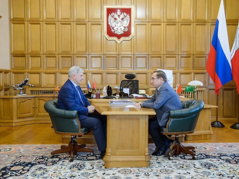 Хлебобулочный завод в Воронежской области может построить липецкий «Лимак»