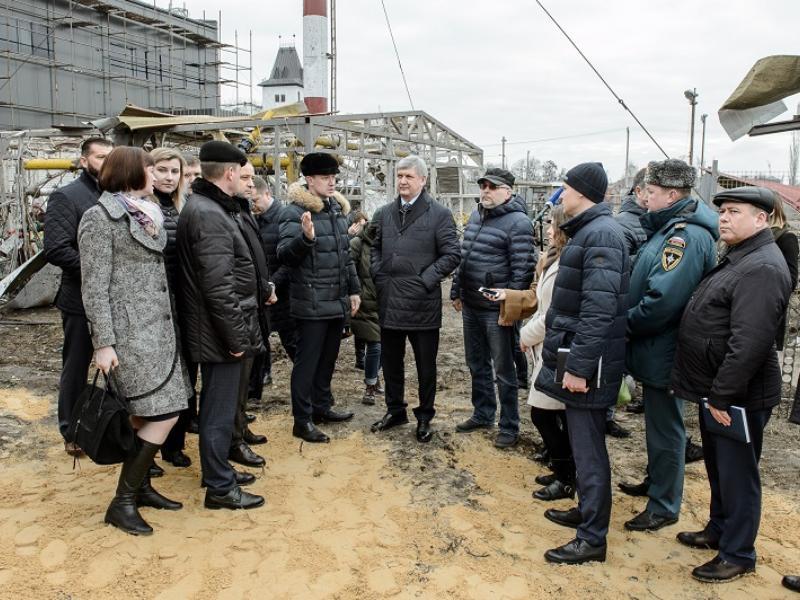 Губернатор Гусев назвал сумму компенсации за гибель пенсионерки от взрыва котельной