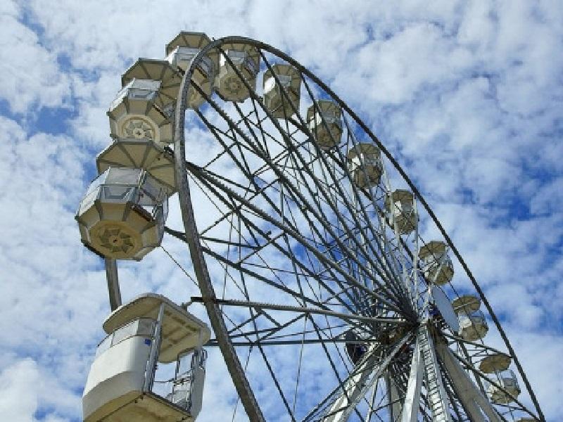 30-метровое колесо обозрения появится в Воронежской области