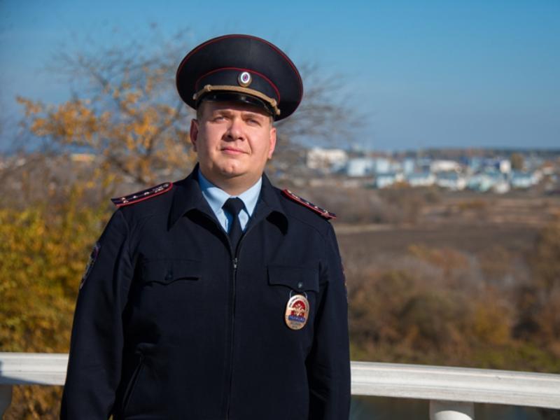 Пачками раскрывает преступления новый «Народный участковый» Воронежской области