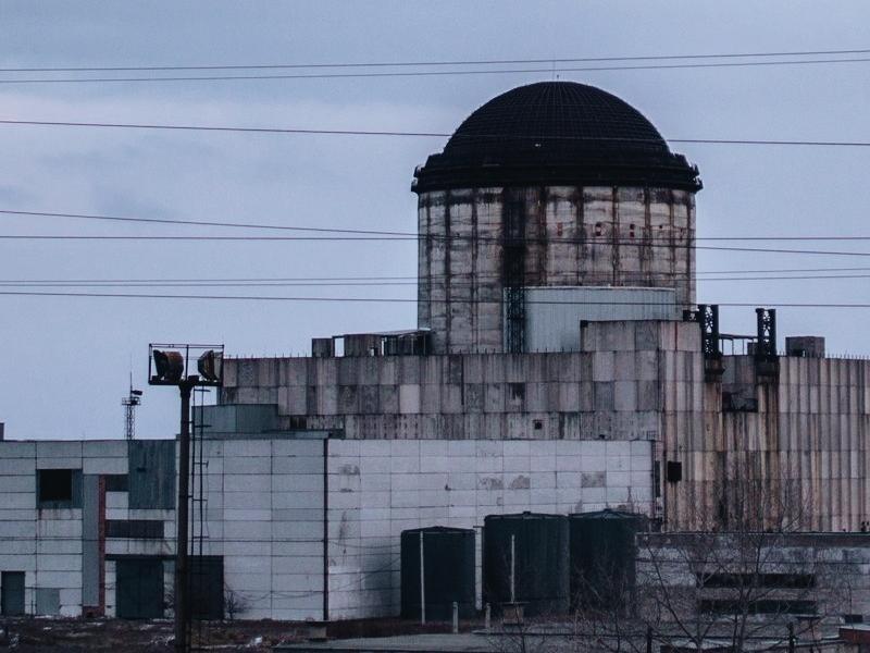 Заброшенную станцию теплоснабжения в Воронеже снесут в 2020 году