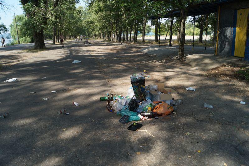 Экологическая акция: воронежцев приглашают науборку берега водохранилища