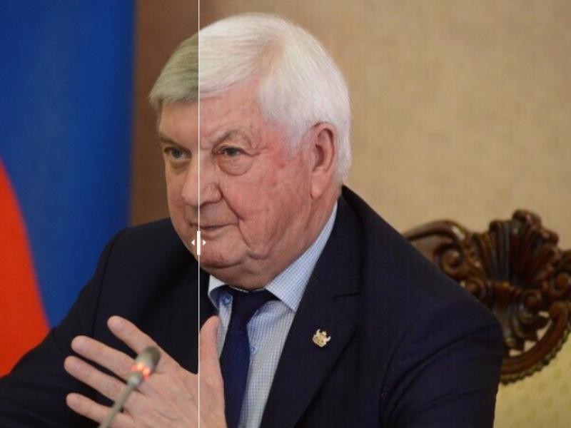 Как будут выглядеть в старости чиновники Воронежской области