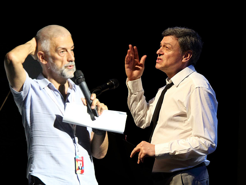 Эдуард Бояков жестко прошелся по Михаилу Бычкову из-за Донбасса