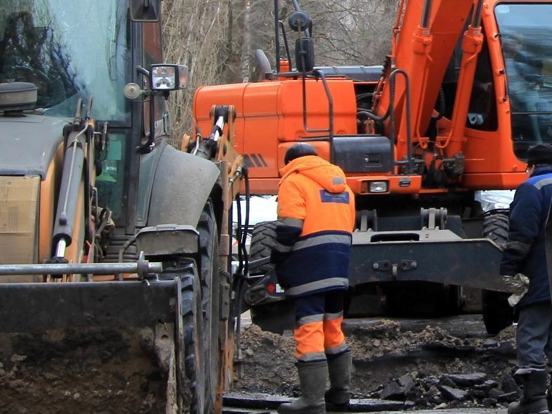 Воронежцев предупредили об отключении воды из-за масштабной утечки