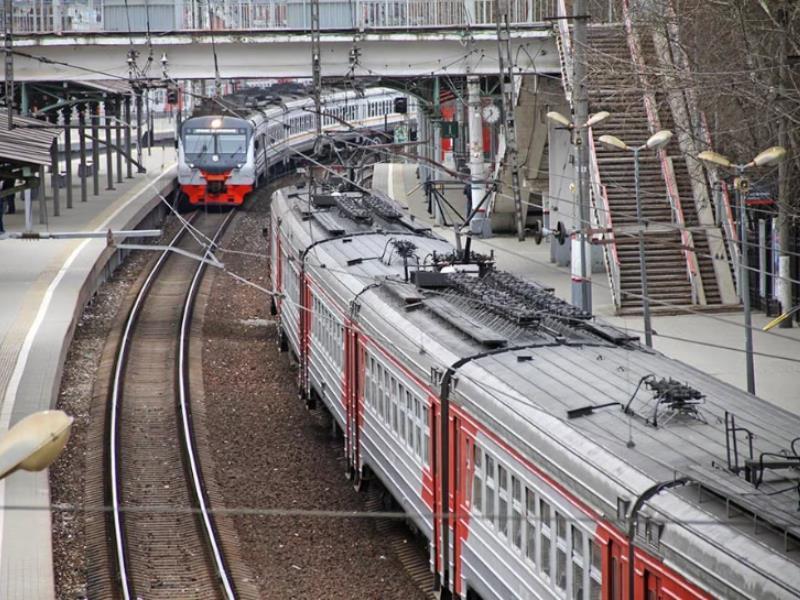 В Воронеж пустили новый поезд