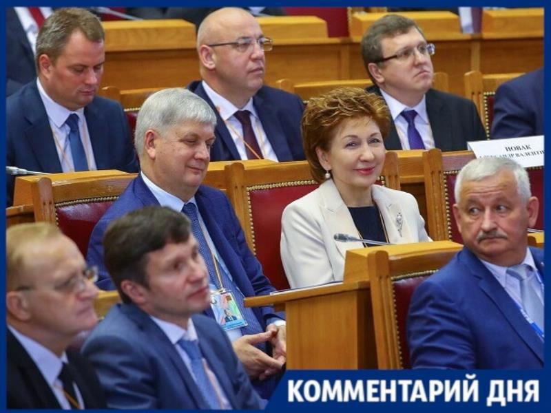 Губернатор Гусев нашёл общий язык с Путиным: «Белорусский»