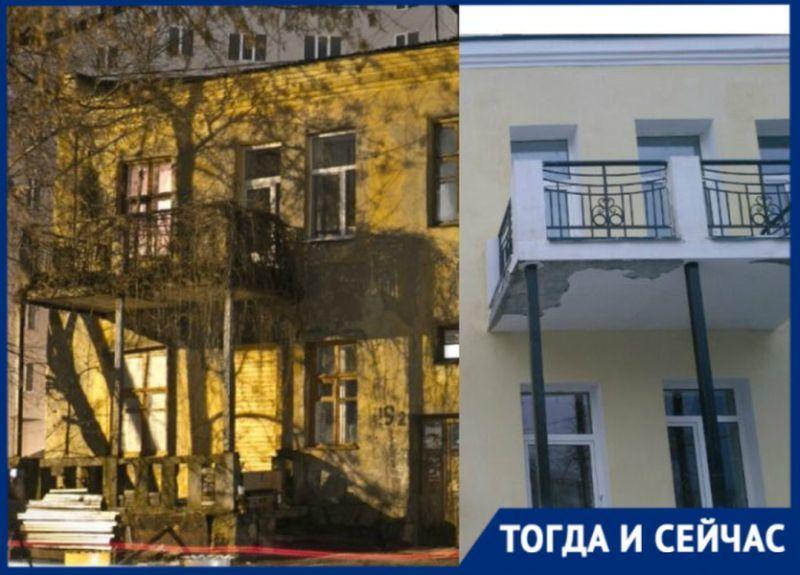 Какую жемчужину в центре Воронежа изуродовали капремонтом