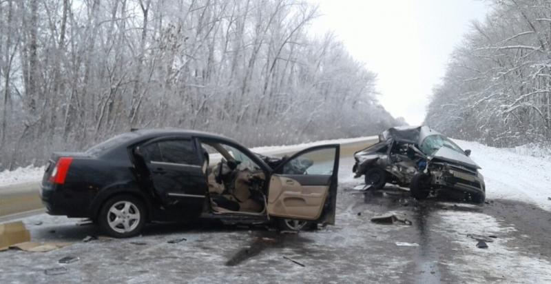 ВВоронежской области шофёр умер вДТП