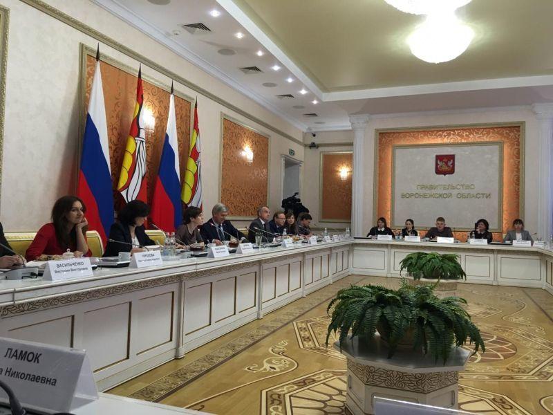 К 2020 году состав Воронежской облДумы должен поменяться наполовину