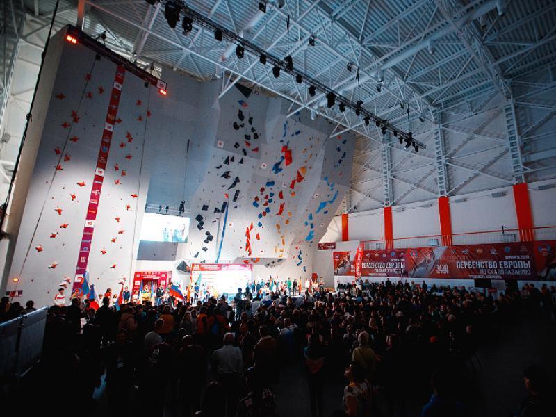 Европейские скалолазы пришли в восторг от спортивного центра «Гран-При» в Воронеже