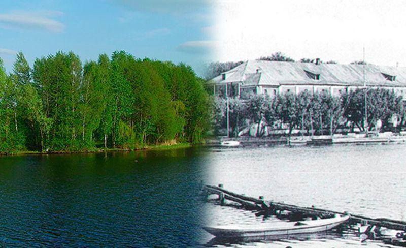 «Воронеж тогда и сейчас»: как деградировал исторический Петровский остров