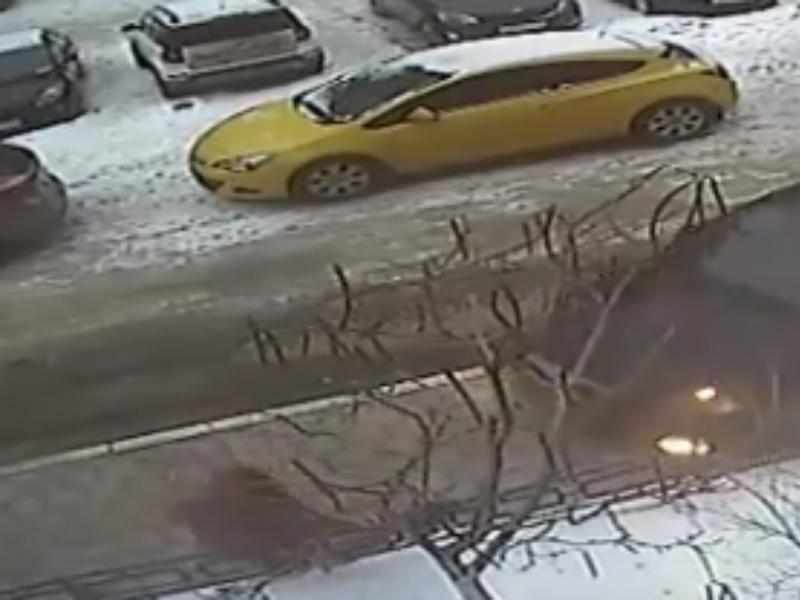 Момент жесткого ДТП со сбитой пенсионеркой показали в Воронеже