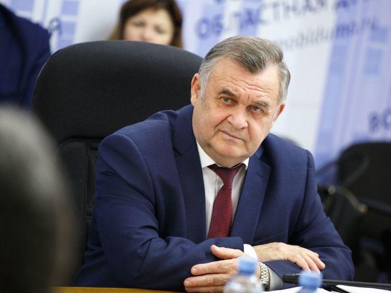 В Воронеже глава региональной КСП уходит в отставку