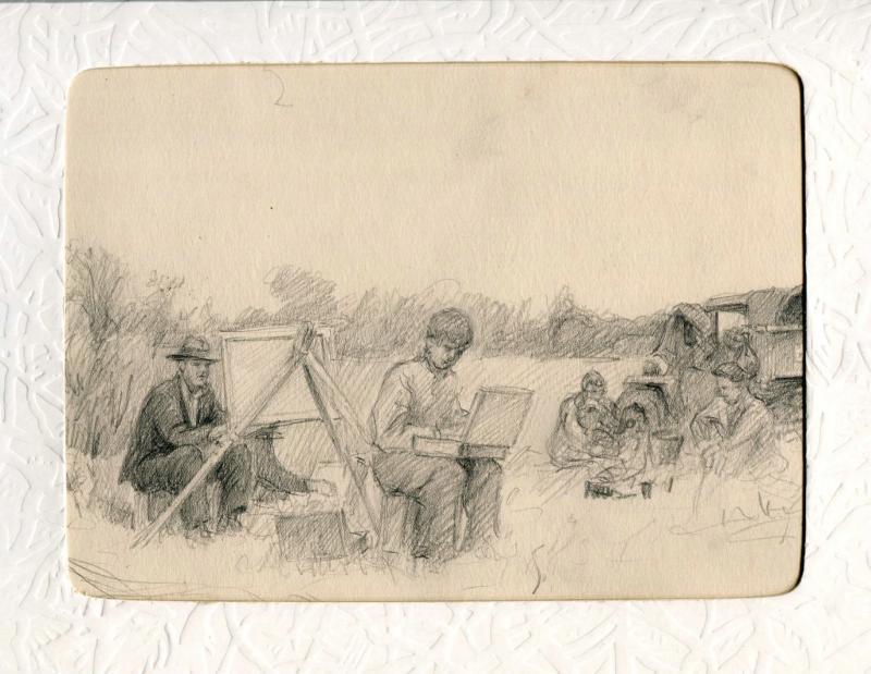 115 лет назад родился создатель воронежского товарищества «Художник»