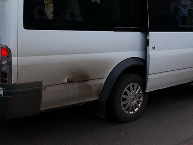 Маршрутчика-нелегала нашли на популярном маршруте в Воронеже