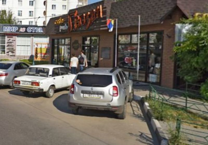 Воронежский арбитраж постановил снести «Гвозди» у остановки «Храм»