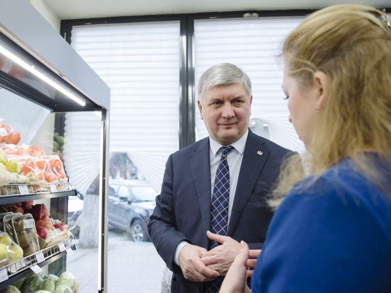 Воронежский губернатор назвал главную проблему органического земледелия