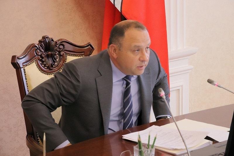 Шабалатов занял кресло любителя московских командировок губернатора Гусева