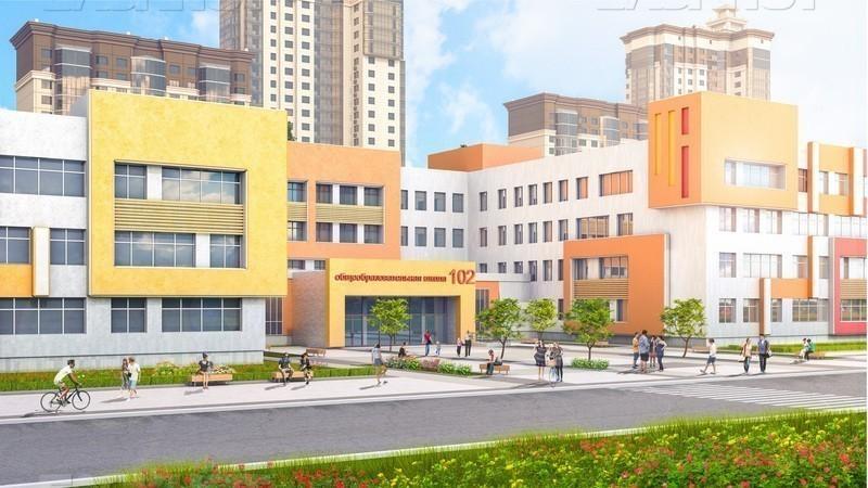 Вмикрорайоне Шилово вВоронеже планируется возвести новейшую школу
