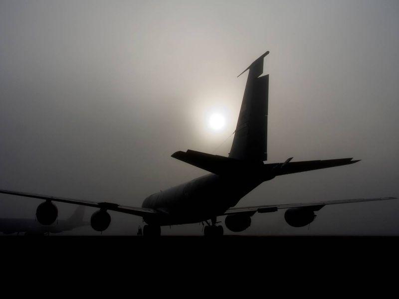 Туман в Воронеже спровоцировал отмену авиарейсов в Москву