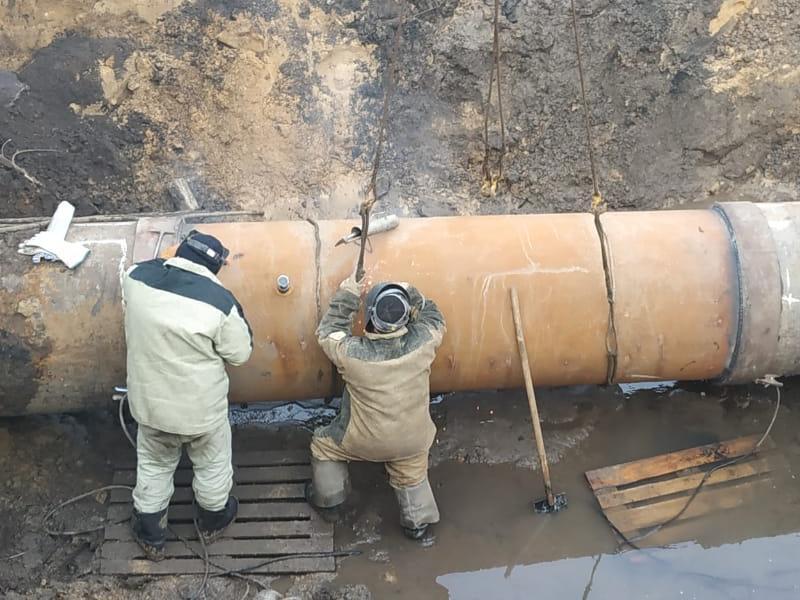 Мэрия отчиталась о ликвидации аварии, оставившей Воронеж без воды