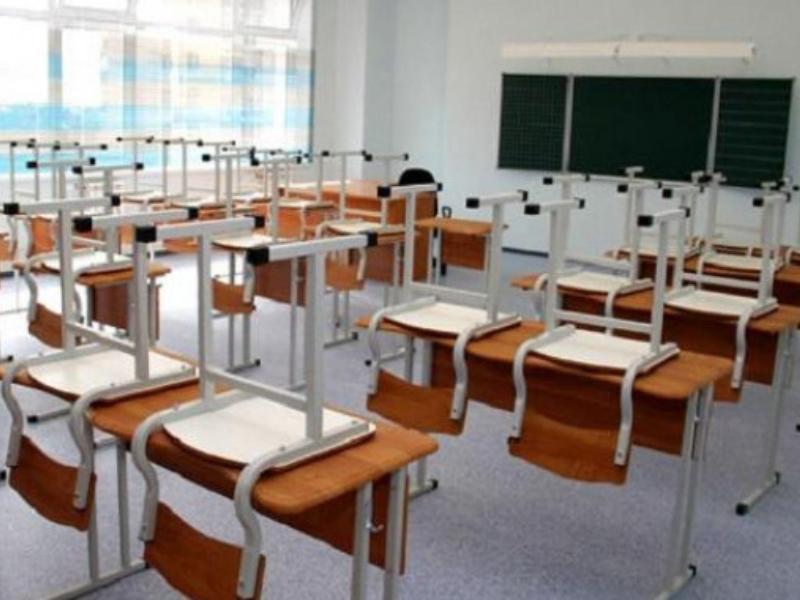 Все школы Воронежа закрывают на карантин