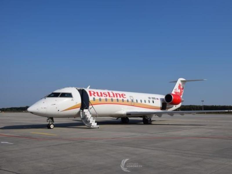 Пассажиры экстренно севшего в Воронеже самолета вылетели в Питер