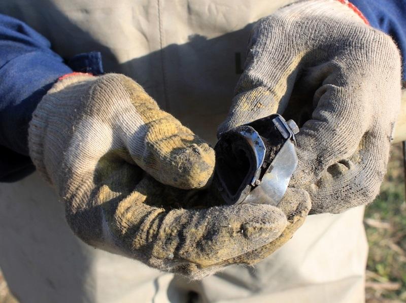Обломки американского военного самолета нашли под Воронежем