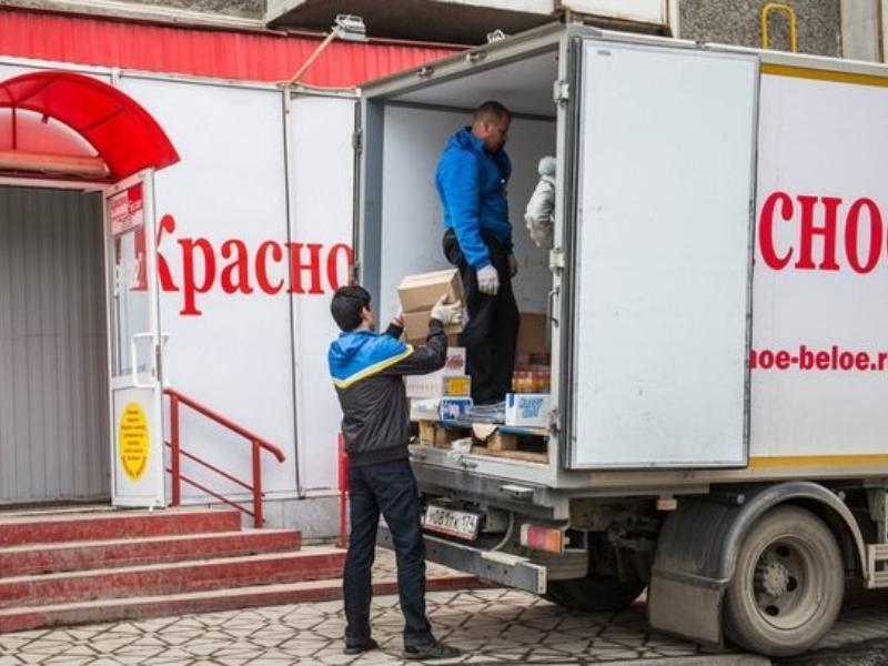 Опечатанный магазин «Красное и Белое» нарушил запрет суда в Воронеже