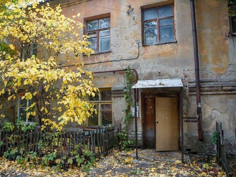 В Воронежской области собрались расселить 25 аварийных многоэтажек